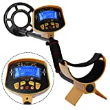 UBRTools New MD-3010II Metal Detector Gold Digger Deep Sensitive Light Hunter LCD Display