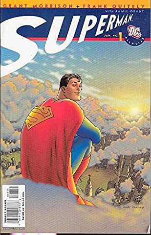 All Star Superman #1 (Superman All Star)