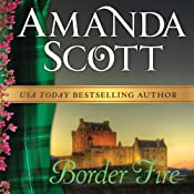 Border Fire | Amanda Scott