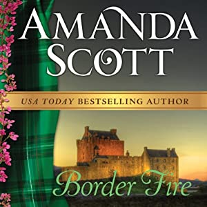 Border Fire Audiobook