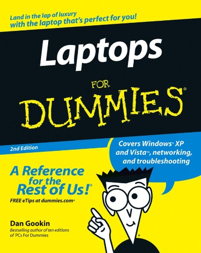 Download Laptops For Dummies (For Dummies (Computers)) Pdf