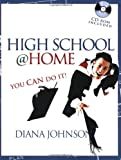 High School @ Home, Diana Johnson, 0805445455