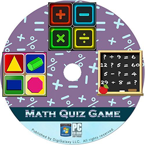 Math Quiz Game -...