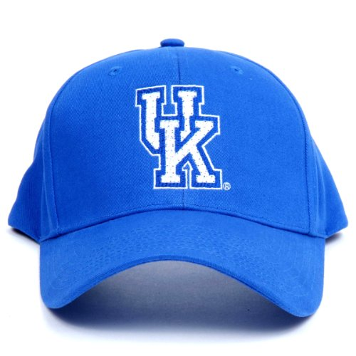 Logo Beam Flashlight - NCAA Kentucky Wildcats LED Light-Up Logo Adjustable Hat