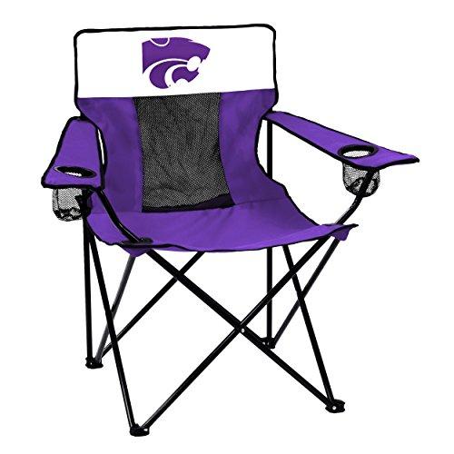 Logo Brands Collegiate Kansas State Wildcats Elite Chair