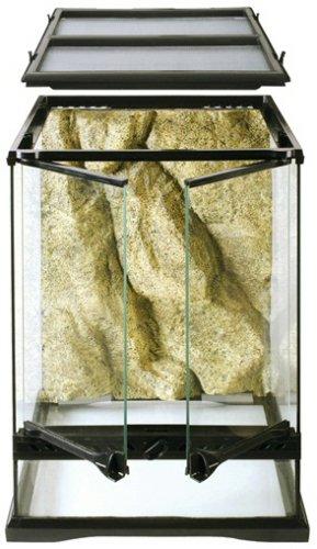 Exo Terra Glass Terrarium 12 By 12 By 18 Inch Pt2602a1