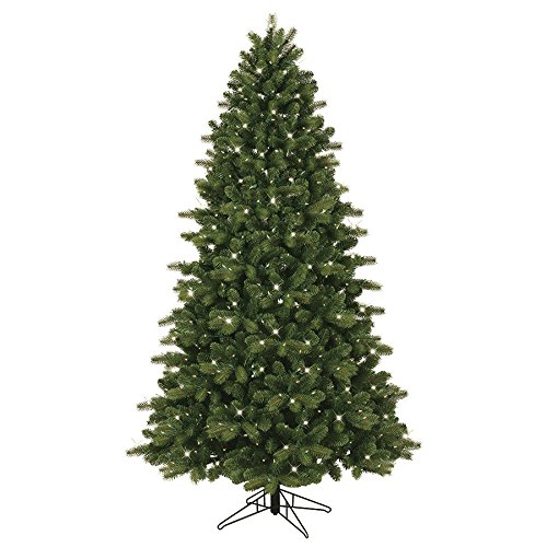 GE 7.5-ft Pre-lit Colorado Spruce Artificial Christmas Tree with 500 Constant Clear White Incandescent Lights (Christmas Tree Colorado)