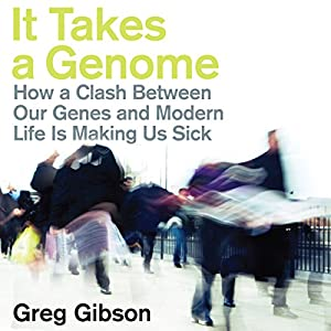 It Takes a Genome Audiobook