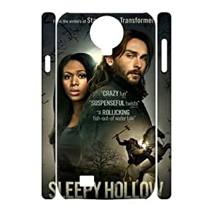 AKERCY Sleepy Hollow Phone 3D Case For Samsung Galaxy S4 i9500 [Pattern-3]