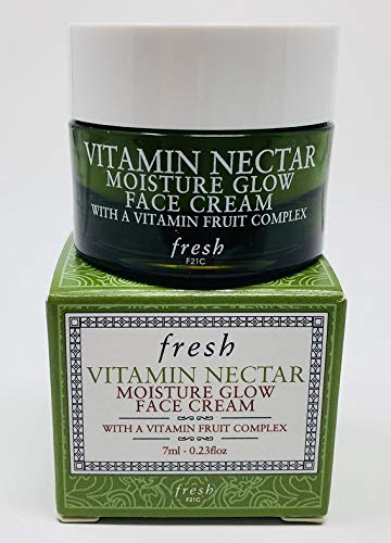Fresh Vitamin Nectar Moisture Glow Face Cream .23 oz. Mini