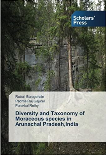 Diversity and Taxonomy of Moraceous Species in Arunachal Pradesh, India 9783639714913 Botany at amazon