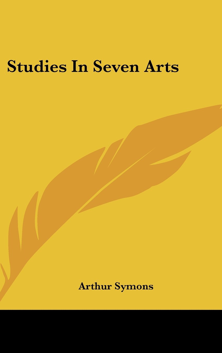 Download Studies In Seven Arts PDF
