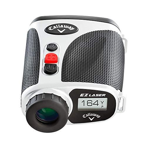 Callaway EZ Scan Golf Laser Rangefinder (Renewed)