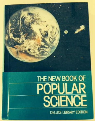 The New Book of Popular Science Deluxe Library Edition Volume 1: Astronomy & Space Science and Mathematics