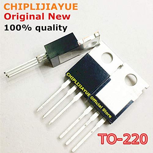 5piece 100/% New BTA24-600B BTA24-600 BTA24 TO-220 Original IC chip Chipset BGA in Stock
