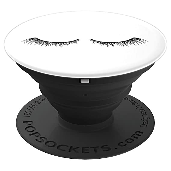 Amazon Cool Eyelashes Phone Grip For Makeup Lovers