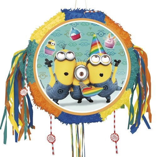 Despicable Me 2 Pinata with Pull String]()