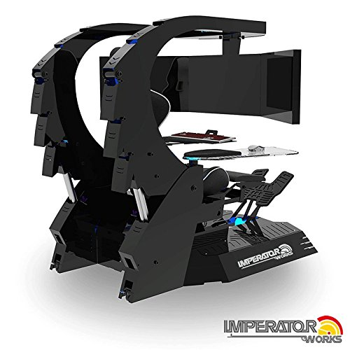 IWJ20 IMPERATOR WORKS Gaming Chair, Computer Chair
