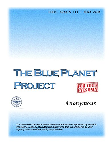 Blue Planet Project - An Inquiry Into Alien Life Forms