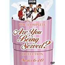 Are You Being Served?  The Complete Collection, Series 6-10