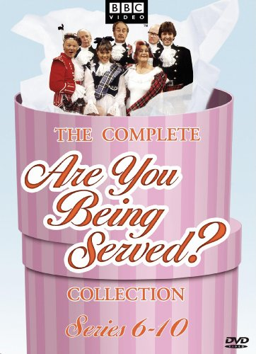 Are Being Served Collection 6 10 product image