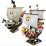 Monkey King One Piece THOUSAND SUNNY Onepiece Figure 280mm PVC Assembly Onepiece Action Figures Toys Going Merry