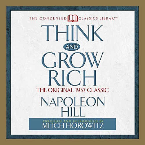 Think and Grow Rich: The Original 1937 Classic Audiobook [Free Download by Trial] thumbnail