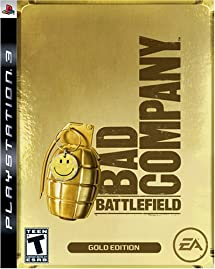 Battlefield: Bad Company Gold Edition - Playstation 3