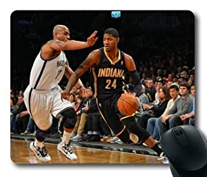 Paul George Pacers #24 NBA Sports P041 oblong mouse pad