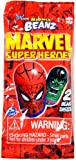 mighty beanz marvel - Spin Master Mighty Beanz Marvel Super Heroes Booster Pack 2 Beans