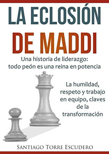Portada del libro La eclosión de Maddi de Santiago Torre