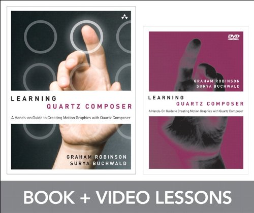 [PDF] Learning Quartz Composer: A Hands-On Guide to Creating Motion Graphics with Quartz Composer Free Download | Publisher : Addison-Wesley Professional | Category : Computers & Internet | ISBN 10 : 0321636945 | ISBN 13 : 9780321636942