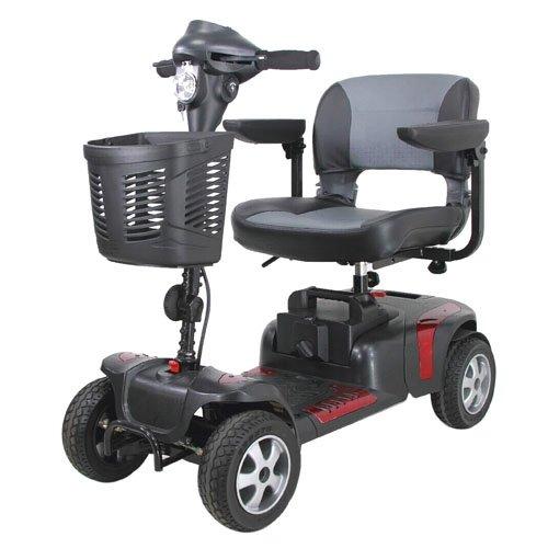 Drive Medical Phoenixhd4 Phoenix 4 Wheel Heavy Duty Scooter ()