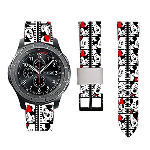 Correa de Repuesto para Reloj Inteligente Samsung Gear S3 ...