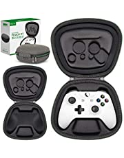 Sisma Game Controller Holder Case for Official Xbox One X or One S Wireless Controller, Heavy Duty Protective Cover Hard Shell Pouch Fit -Special Edition