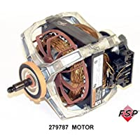 Whirlpool 279787 Dryer Drive Motor and Pulley Genuine Original Equipment Manufacturer (OEM) Part for Kenmore