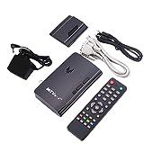 Auntwhale Mini Wireless DVB-T/T2 Terrestrial Digital Multi HDMI 1080P HD VGA USB MP3 MPEG H264 Media Player TV Box - 13×8×2.5cm
