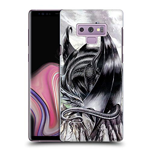 Official Ruth Thompson Morning Stretch Dragons 2 Hard Back Case Compatible for Samsung Galaxy Note9 / Note 9