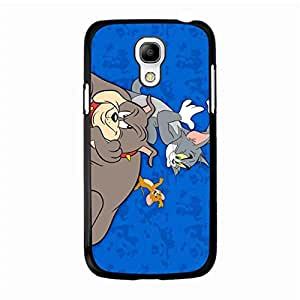 Tom And Jerry Cartoon Phone Case for Samsung Galaxy S4 Mini Special Stylish American Anime Tom And Jerry Comedy Cell Phone Case