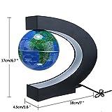 Jeda Magnetic Levitation Floating Globe Anti