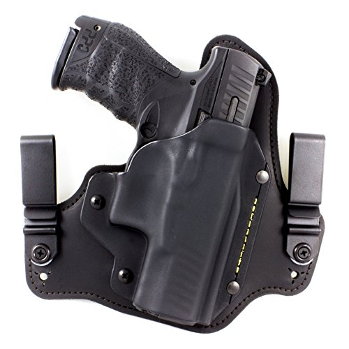 Beretta PX4 Storm Sub Compact Right-Handed IWB Hybrid Holster with Adjustable Retention and Comfort Curve, Black Arch Holsters (Formerly SHTF Gear) ACE-1 Gen 2