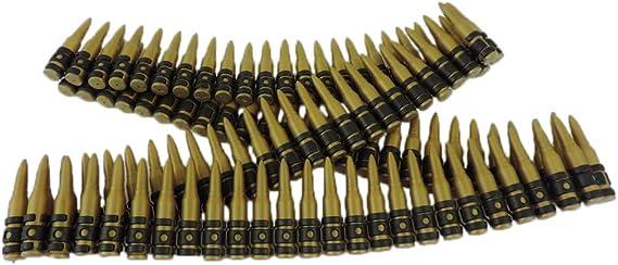 Bandolier Belt Bullet Belt Army Soldier Revolutionary Costume Accessory