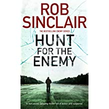 Hunt for the Enemy (Enemy Series Book 3)