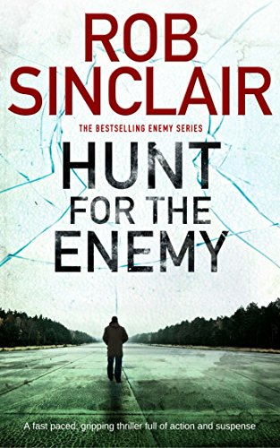 Hunt for the Enemy (Enemy Series Book 3) cover