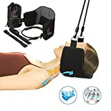 Hammock for Neck Pain Relief by Basic Support - Head Hammock Stretcher Cervical Traction Portable and Adjustable Stress Release Relax Neck Massager