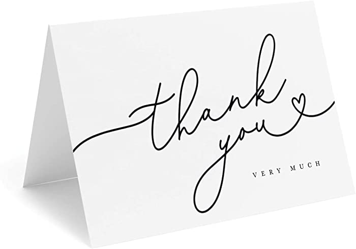 Top 10 Food Thank You Note Sets