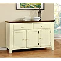Furniture of America CM3216SV Harrisburg Server Dining Room Buffet