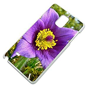Pasque Flower South Dakota State Flower Slim Fit Hard Case FitsFor Case Samsung Galaxy S3 I9300 Cover