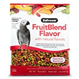 Zupreem FruitBlendTM Flavor Premium Bird Food for Medium-Large Birds -- 2 lbs