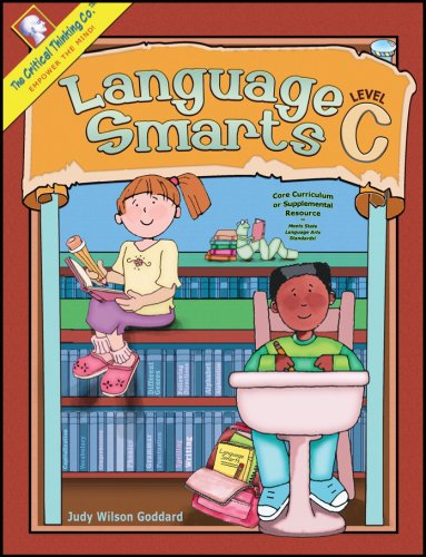 Language Smarts Level C - Reading, Writing, Grammar, and Punctuation for Grade 2 by Brand: The Critical Thinking